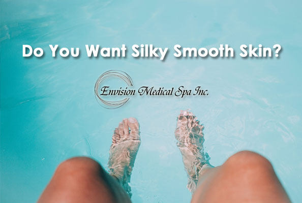 Laser Hair Removal at Envision Medical Spa in Leduc