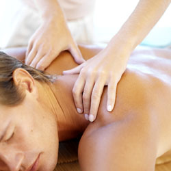 Hot stone massage, relaxation massage and more available from Envision Medical Spa in Leduc