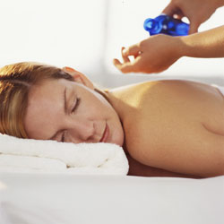Envision Medical Spa has professional therepeutic massage vailable.