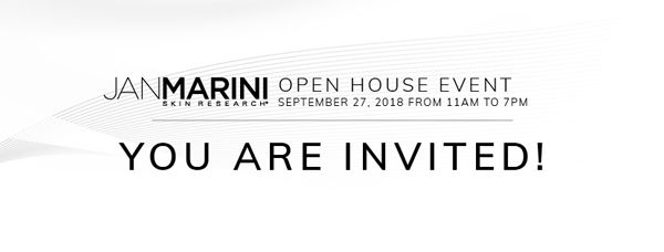 Jan Marini Open House Event at Envision Medical Spa in Leduc, Alberta