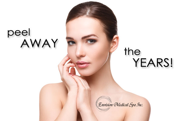 Envision Medical Spa in Leduc offers chemical peels which revitalize your skin.