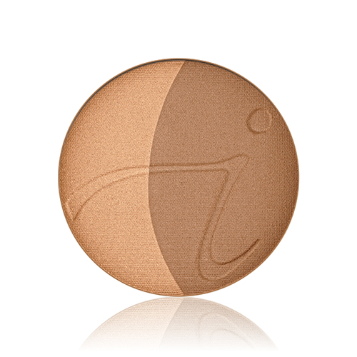 Jane Iredale Bronzer 2,Bronzing Powder with Compact